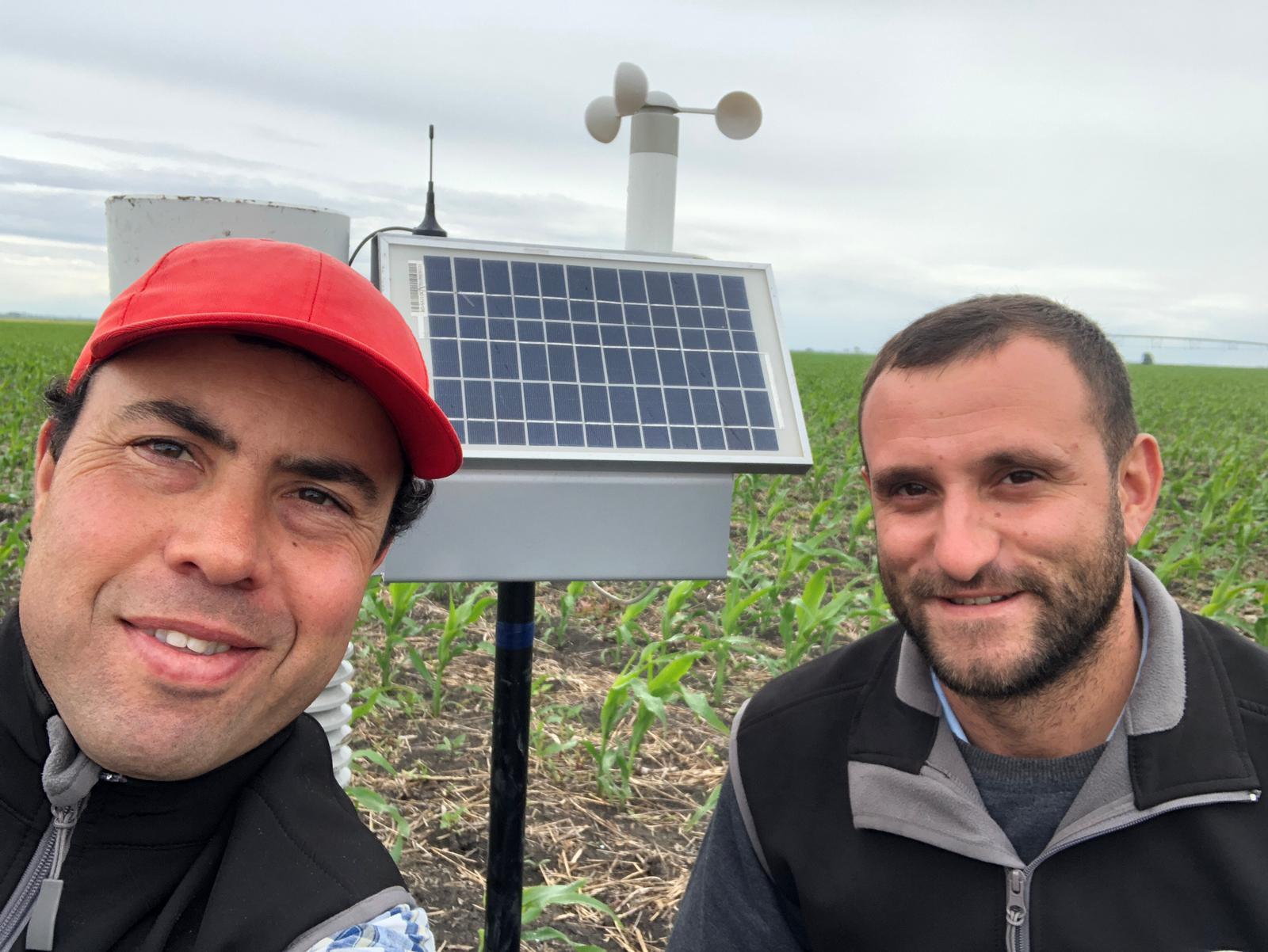 Romanian Farmers participating in DEMETER