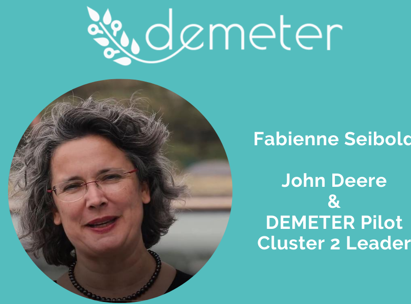Interview Series: Fabienne Seibold, John Deere