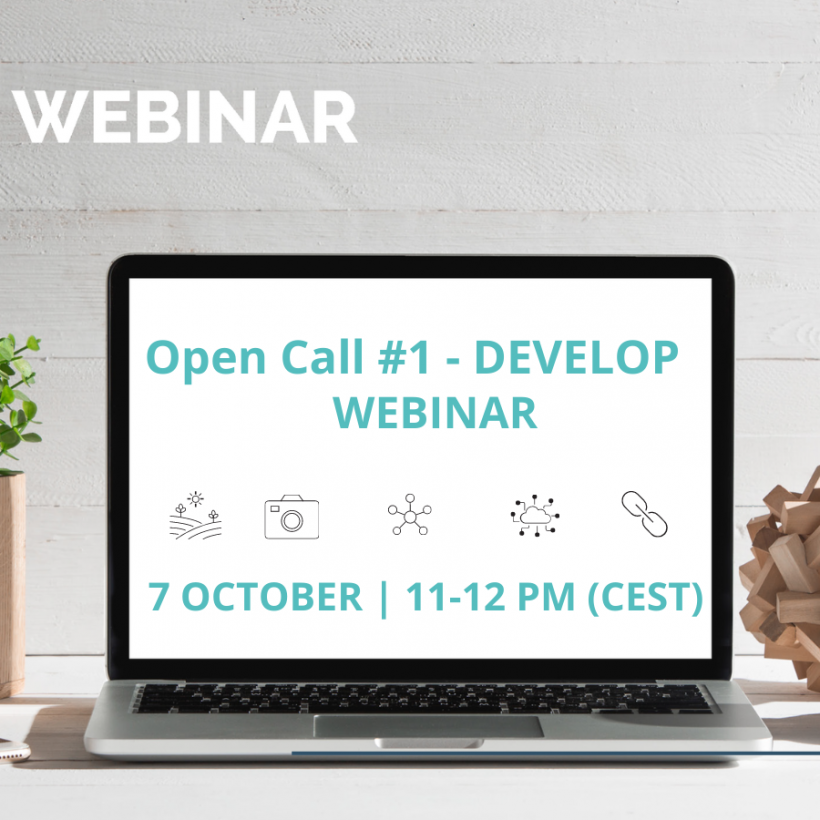 DEMETER Open Call Webinar announced