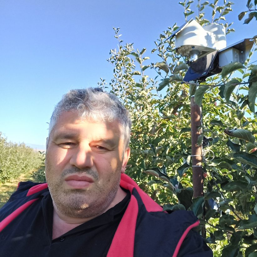 Interview with farmer involved in DEMETER pilot