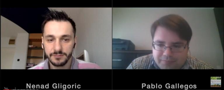 Interview Series: Nenad Gligoric, DNET