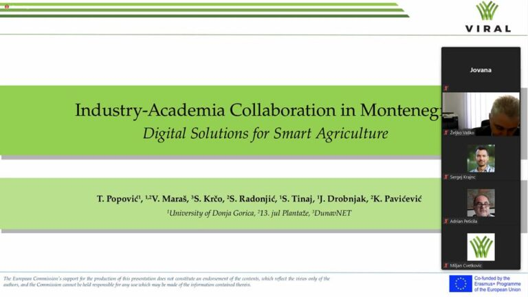 DEMETER featured at Academia-Industry Cooperation workshop