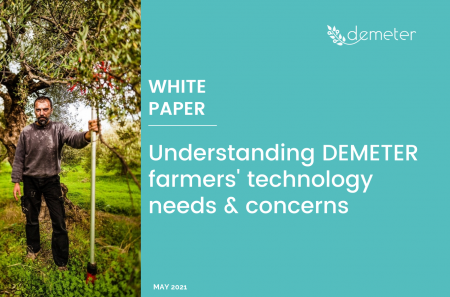 DEMETER White paper farmer needs and concerns (2)